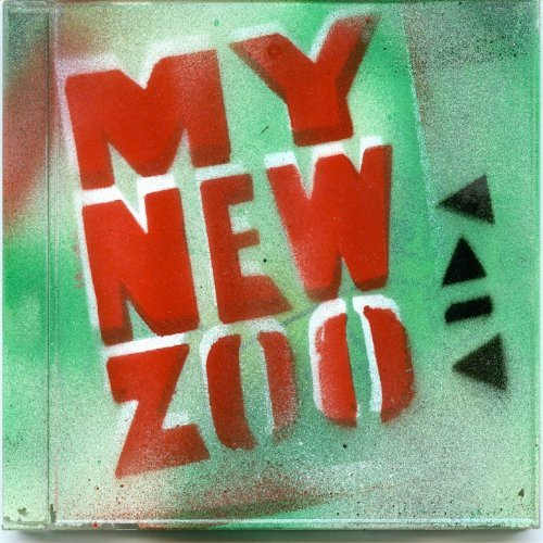 MY NEW ZOO - CD Cover A.I.D.A.